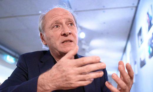 FOTOTERMIN ORF ANL. PRAeSENTATION 'VIENNA BLOOD - DIE LETZTE SEANCE. AUFTAKT FUeR ORF/ZDF-KRIMIEVENT': DORNHELM