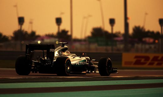 FORMULA 1 - Grand Prix of Abu Dhabi