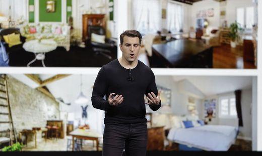 Airbnb-Gründer und -CEO Brian Chesky