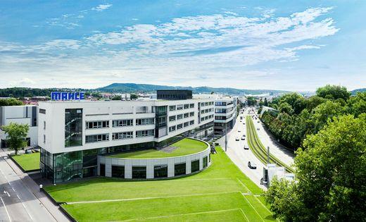 Mahle-Headquarter in Stuttgart