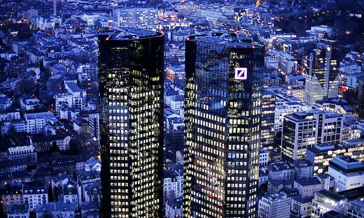 Investmentbanking: Deutsche-Bank-Vize Garth Ritchie geht