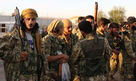 Pro-türkische Syrier