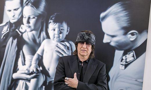 Gottfried Helnwein KIND - Werner Berg Museum Bleiburg Mai 2017
