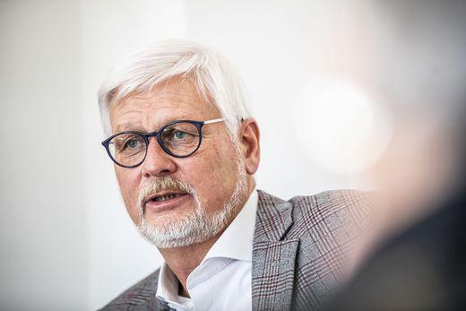 Kelag-Vorstand Manfred Freitag
