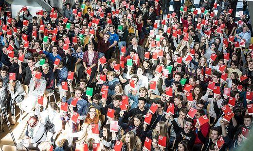 Klares Votum gegen Studiengebühren