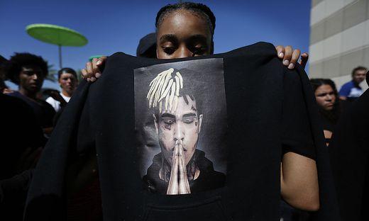 XXXTentacion war einer der Stars der jungen Hip-Hop-Szene in den USA