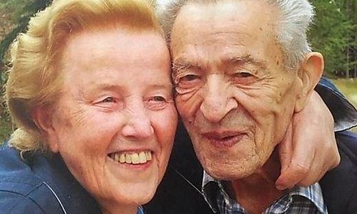 Irma und Paul Kopp feierten Platinhochzeit