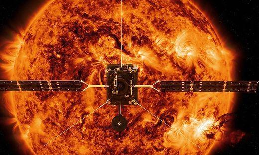 US-SPACE-NASA-SOLAR ORBITER