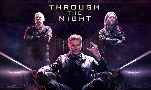 CueStack feat. David Hasselhoff - Through the Night