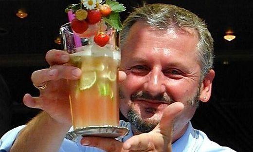 Johannes Stani, ein Barmann der alten Schule