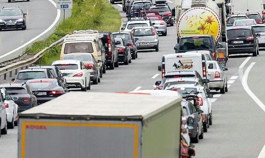 Besonders beim Verkehr gelingt es Österreich nicht, CO2-Emissionen zu reduzieren