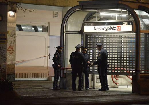 Messer-Attacken in Wien: 23-jähriger Afghane in U-Haft