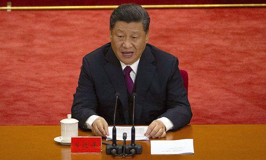 Präsident Xi