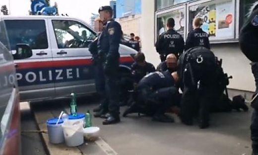 Ein Bild aus dem umstrittenen Video