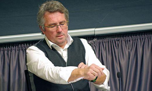 Nach der Volksbefragung krempelt Bürgermeister Peter Koch die Ärmel hoch, zu tun gibt es nun allerhand