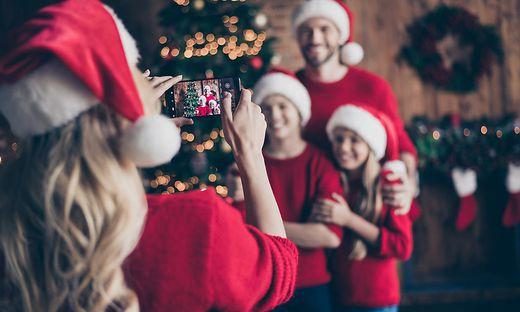Das Smartphone ist weiterhin eines der beliebtesten Weihnachtsgeschenke
