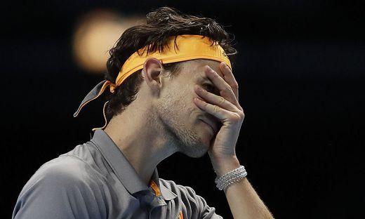 Dominic Thiem verpasst den letzten Titel im Jahr