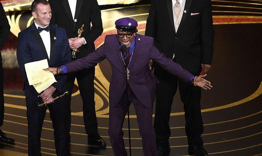 Oscar-Gewinner wird politisch:Trump wirft Spike Lee