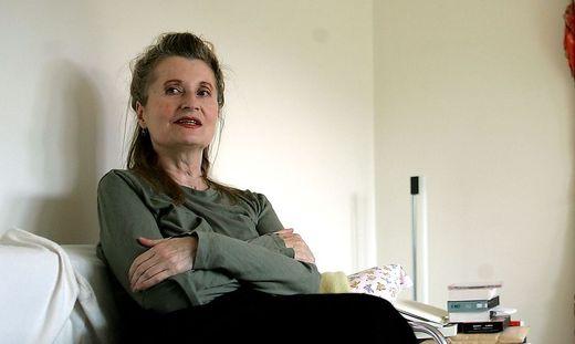 ARCHIVBILD: ELFRIEDE JELINEK