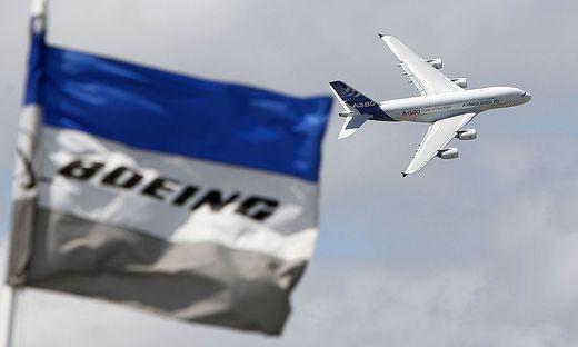 Unternehmen: Boeing begrüßt WTO-Entscheidung im Subventionsstreit mit Airbus