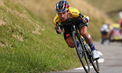 Tour de France 2020 - 107th Edition - 8th stage Cazeres - Loudenvielle 141 km - 05/09/2020 - Primoz Roglic (SLO - Team J