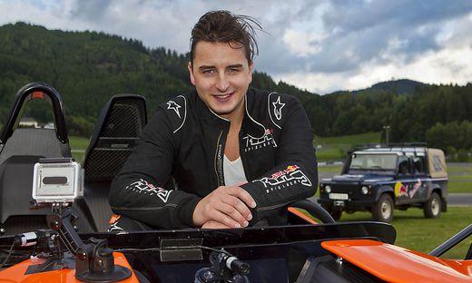 Andreas Gabalier ist gern am Red-Bull-Ring zu Gast