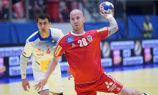 Voller Fokus auf die Handball EM