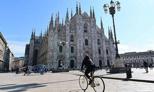 SARS-CoV-2 dürfte in Mailand schon im November 2019 im Umlauf gewesen sein.