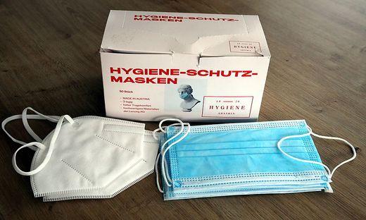 Palmers - Lenzing - Hygiene Austria Schutz Masken