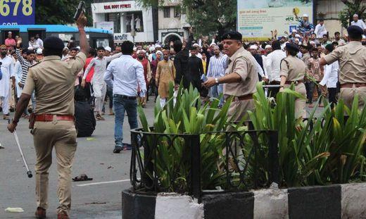 Gewalt gegen Muslime