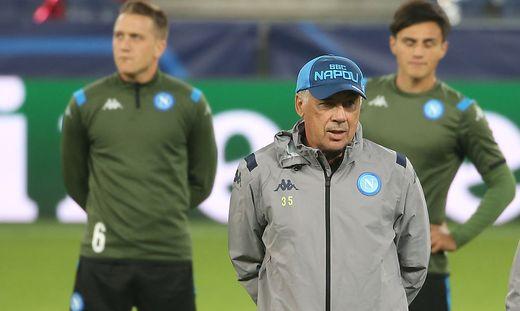 """Carlo Ancelotti: """"Der Klub hat diese Entscheidung getroffen und wir müssen sie akzeptieren"""""""
