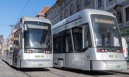 Straßenbahn Graz Variobahn