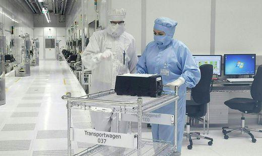 Chiphersteller Infineon