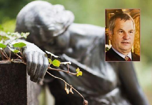 Hubert Gabers Verabschiedung findet am 11.Juni statt