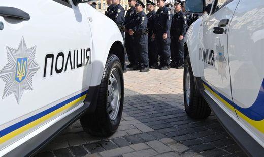 UKRAINE-POLICE-ENFORCEMENT