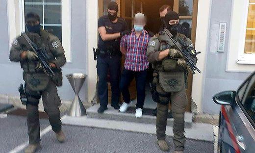 Der 39-Jährige wurde am Mittwoch festgenommen