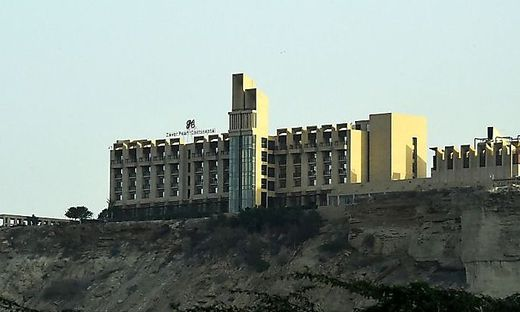 Pearl Continental Hotel in Gwadar