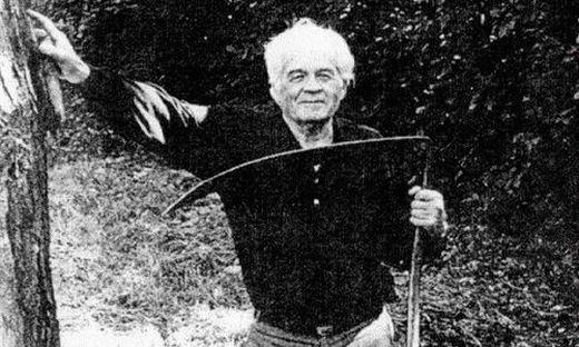 Autor Michael Guttenbrunner in einem Archivbild