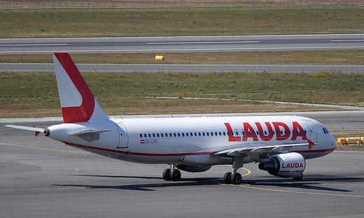 Laudamotion fliegt ohne Passagiere