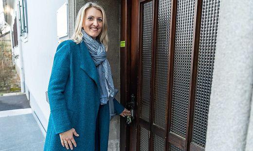 Barbara Walch startet in ihre neue Aufgabe an der Spitze von Wundschuh