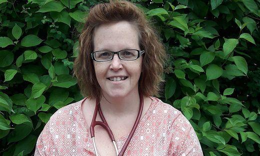 Allgemeinmedizinerin Nicole Brunner