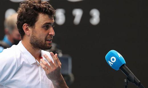 Aslan Karazew steht im Halbfinale der Australian Open