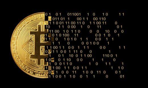 Bitcoin ist eine digitale Währung