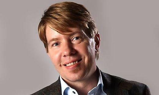 Christian Madritsch, FH-Professor für Informatik