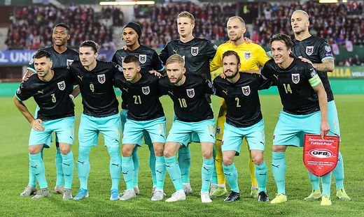 SOCCER - UEFA EURO 2020 quali, AUT vs MKD