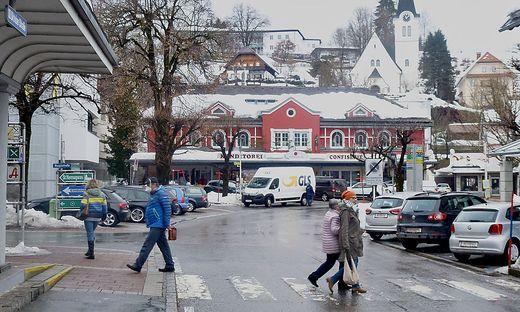 Der Bezirk Hermagor hat die höchste Infektionsrate Österreichs