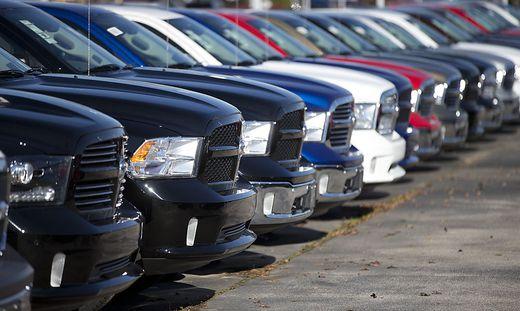 Pläne eingereicht: Abgas-Tricks? Fiat Chrysler will 100.000 Autos ...