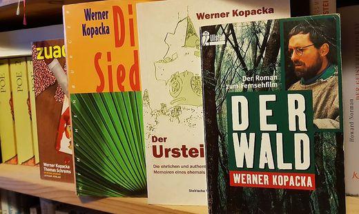 Auszug aus Werner Kopackas Werken