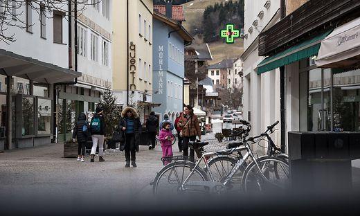 Lokalaugenschein in Südtirol
