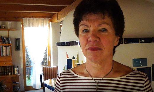 Paula Fink ist Pflegeheimseelsorgerin in Leibnitz